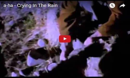 Músicas que a gente ama: a-ha - Crying In The Rain