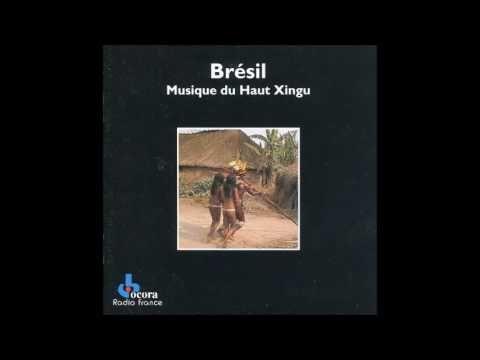 Brésil Musique du Haut Xingu