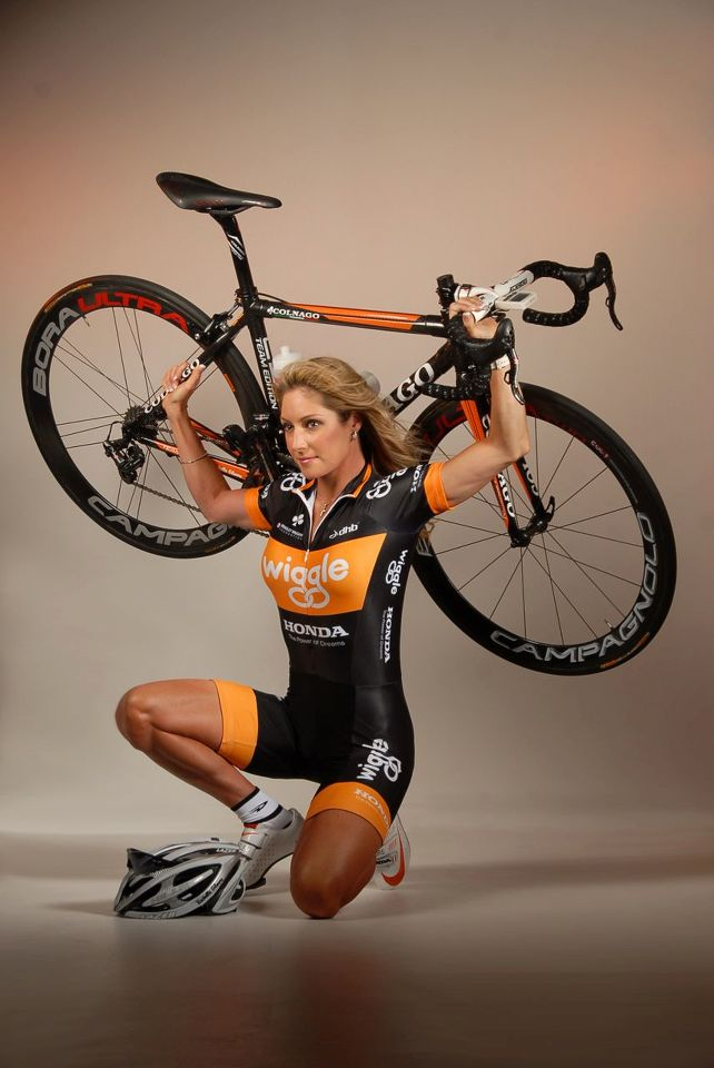 Cyclists pro female