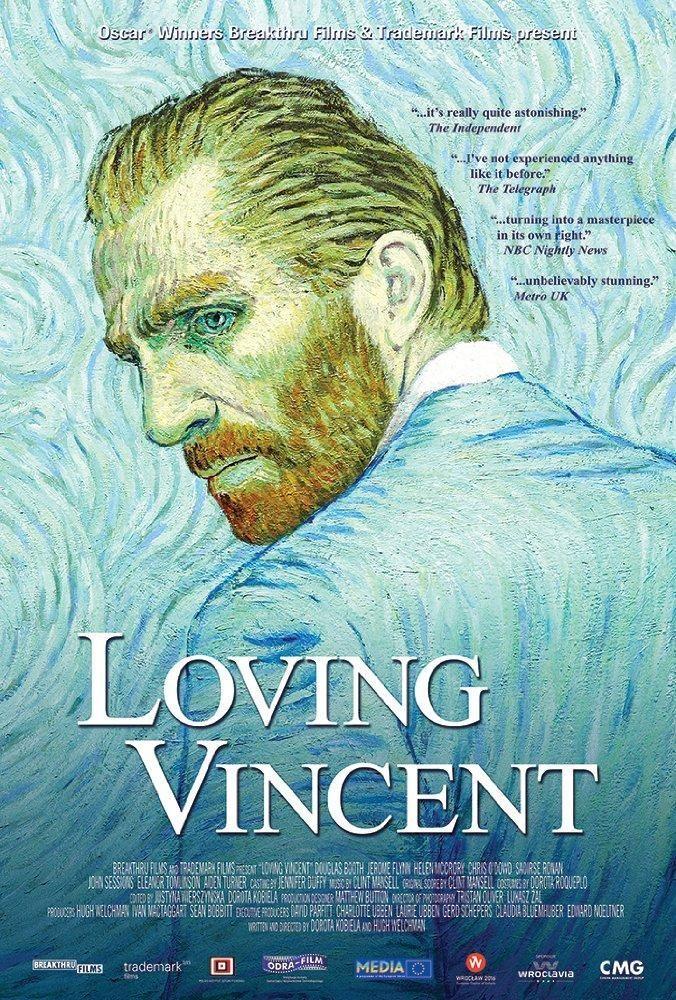 Loving Vincent Dorota Kobiela Y Hugh Welchman Vincent