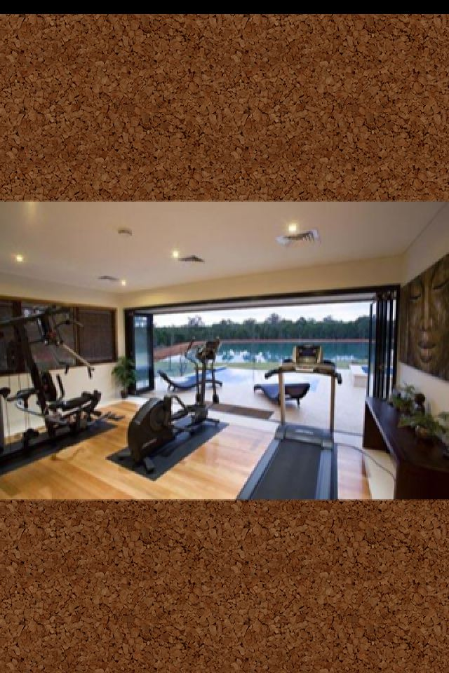 Every house should have a gym