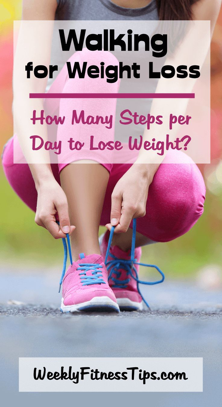how many steps per day? does walking help you lose weight   fitness