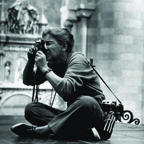 Eve Arnold joined Magnum Photos agency in 1951, and became a full member in 1957.