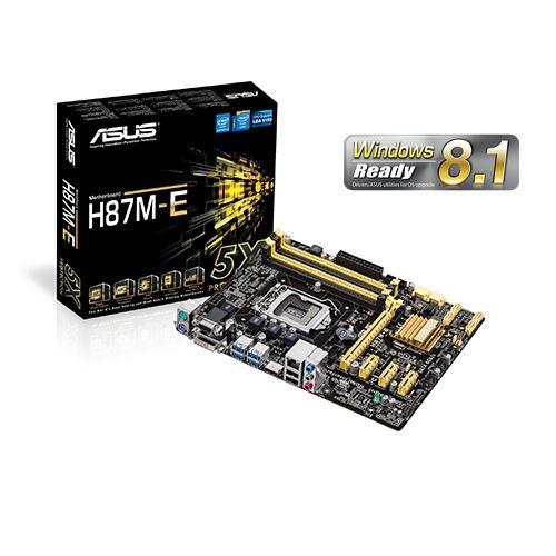 Asus H87M-E