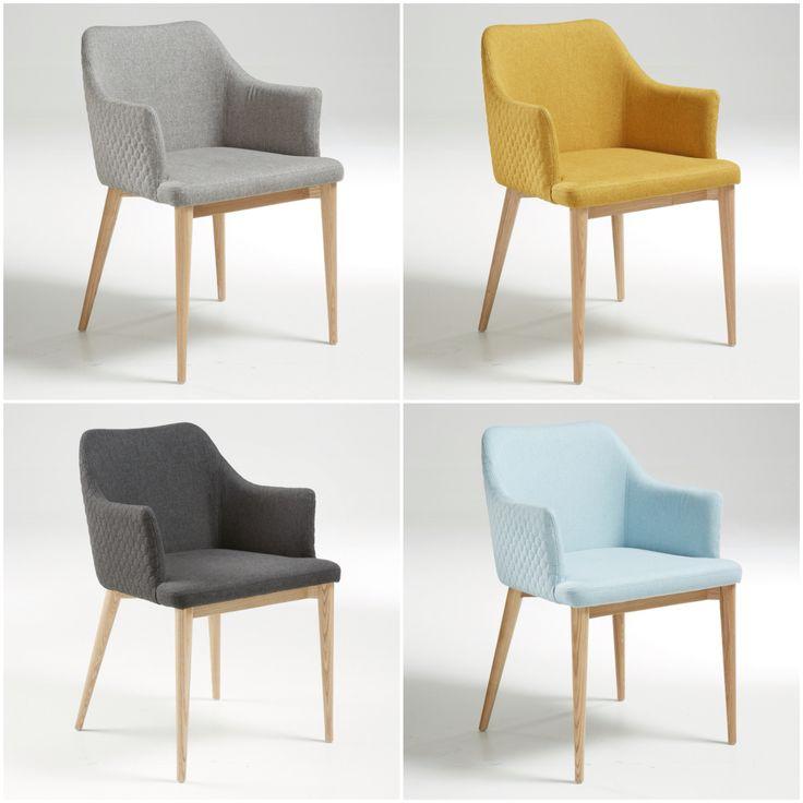 God morgen!☀️  Sjekk ut disse lekre stolene modell DANAI.  www.mirame.no #stol #lenestol #stue #spisestue #nettbutikk #interior #interiordesign #innredning #interiør #mirame #danai #nordiskehjem #nordiskdesign #gmn #sjekkutvårnettbutikk #rom123 #bonytt #kamille