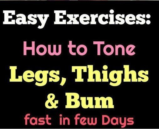 No lady wants to have the ugly experience of having to deal with inner thigh fat. To get rid of it, we have carefully selected 8 exercises in this post.