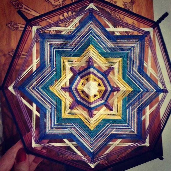 Mandala Ojo de Dios « Volant »