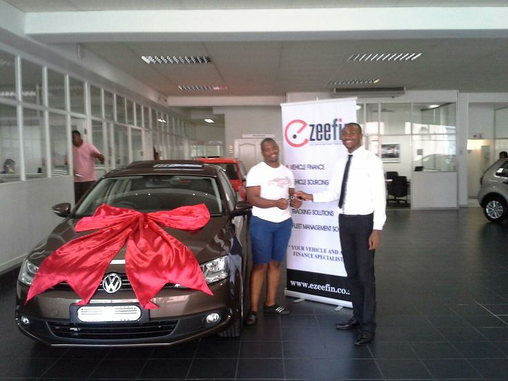Another Delivery. Congrtulations to Mr Makabongwe Ndimande on his Brand New VW Jetta 1,4 TSI. We will him all the best :)