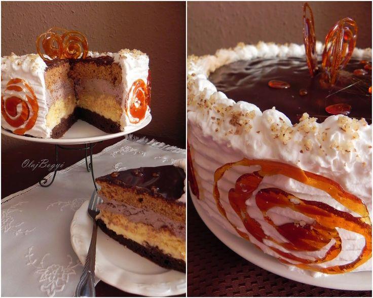Receptek és hasznos cikkek oldala! : Május torta