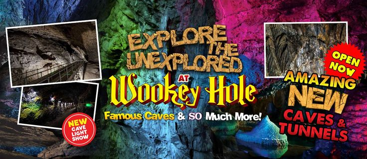 Wookey Hole Caves | Famous Caves and So Much More