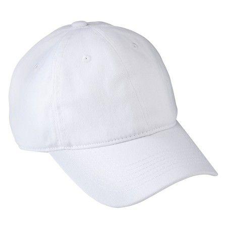 Women's Baseball Cap - White - Xhilaration™ : Target