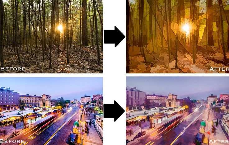 Create Art with your Photos Using Topaz Simplify