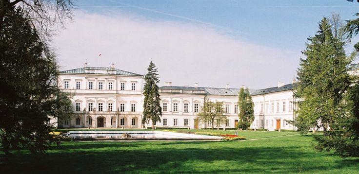 Pałac Czartoryskich in Puławy, Poland