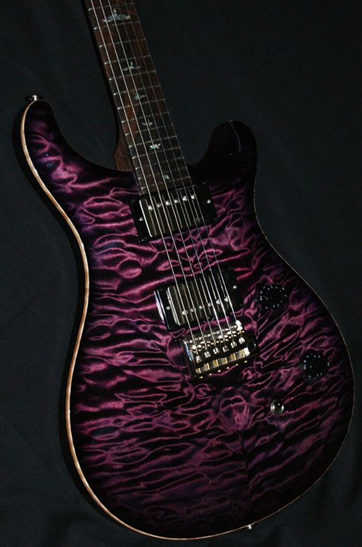 Another PRS Purple Private stock