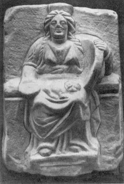 Богиня Кибела. Черные богини и мадонны. А также о священных черных камнях и метеоритах - Ювелирные украшения мира