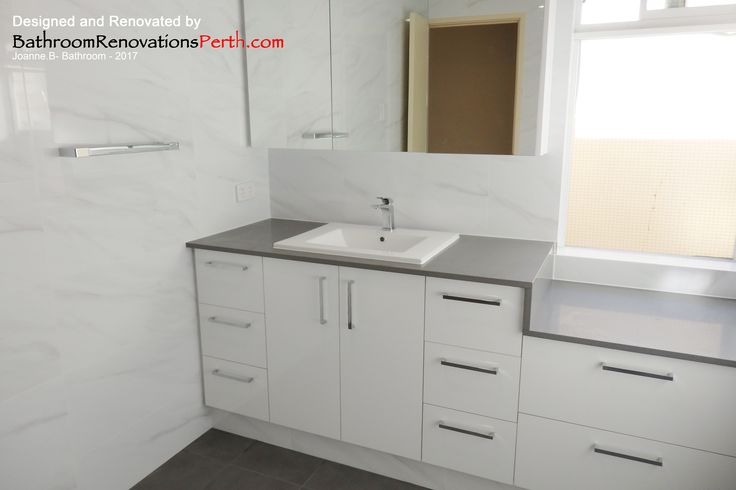 2017 renovation- designed and renovated by Bathroom Renovations Perth  www.bathroomrenovationsperth.com  https://www.facebook.com/bathroomrenovationperth