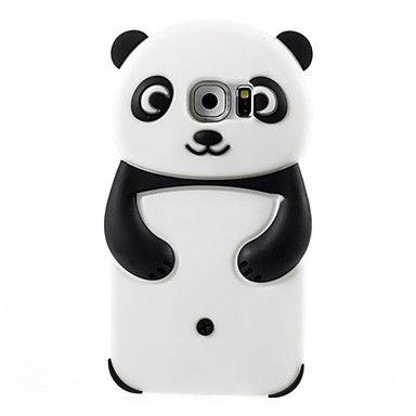 2016+3D-cartoon+dieren+schattige+panda+zachte+siliconen+case+voor+Galaxy+s6+/+S5+/+s4+/+s3+–+EUR+€+4.89