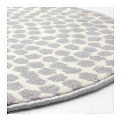 IKEA - FLÖNG, Teppich Kurzflor, Der dichte Flor wirkt geräuschdämpfend und ist kuschelig an den Füßen.Aus Synthetikfasern und daher robust, fleckabweisend und leicht zu reinigen.
