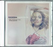 MADONNA AMERICAN PIE US PROMO CD SINGLE WITH 2 MIXES [61495] - $19.99 : Vinyl Frontier Music, - Rare Records, CDs, posters, memorabilia, and more:, Vinyl Frontier Music, - Rare Records, CDs, posters, memorabilia, and more: