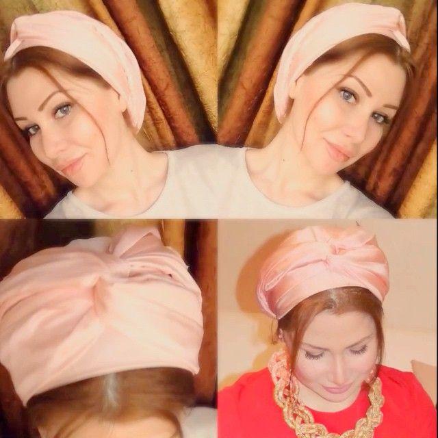 По просьбам, как на фотошарфик купила в магазине @sumki_shale  шелковый, очень красивый)) отправка почтой в любые города  #hijab#scarf#shawl#video#платок#хиджаб#Angelika#turban#headscarf#beauty#fashion#scafstyle#красота#