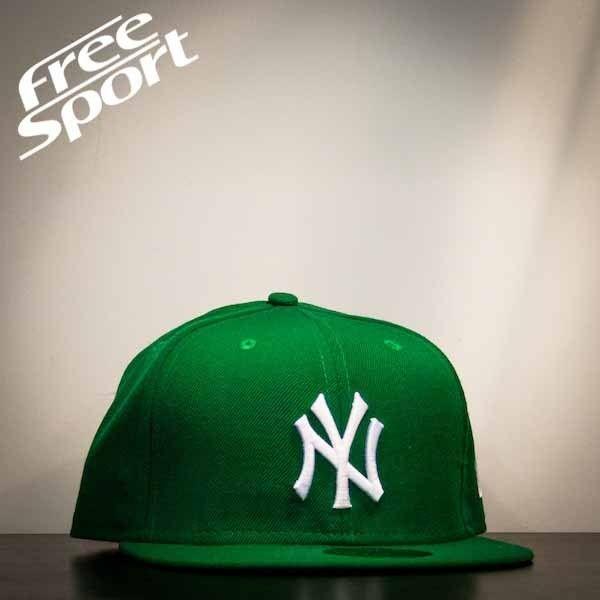New Era NY Yankees Verde 59FIFTY http://freesportstyle.com/new-era/253-new-era-ny-yankees-verde-59fifty.html