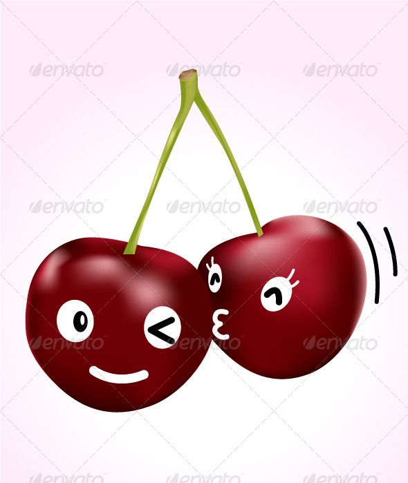 Cute Cherries Background Gallery For gt Cute Cherries