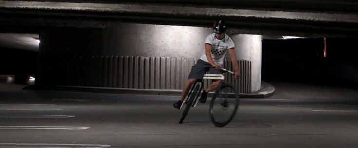 Bicymple very cool
