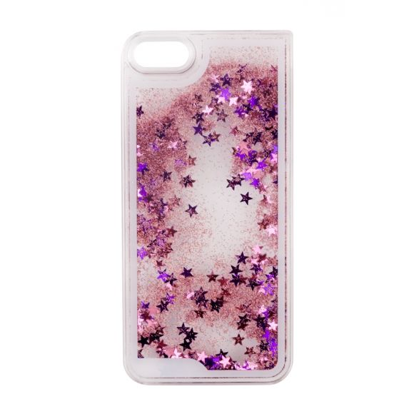 Now if only I had an iPhone 5, this case would be awesome! iPhone case with movable liquid glitter to suit iPhone 5 $12.95 AUD.