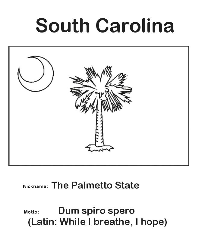 1000 images about State Flag Coloring Pages on Pinterest