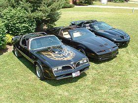 Pontiac Firebird - Wikipedia, the free encyclopedia