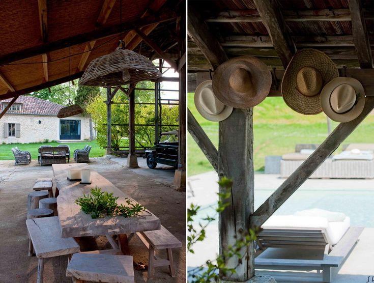 Les 13 meilleures images du tableau portes de garage sur - Maison de campagne sarah lavoine ...