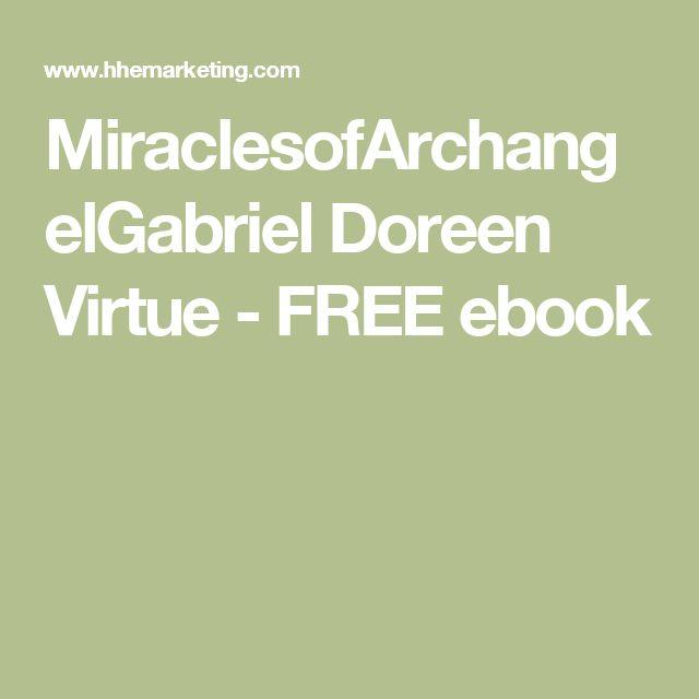 10 melhores imagens de hay houses free e books no pinterest feno miraclesofarchangelgabriel doreen virtue free ebook fandeluxe Images