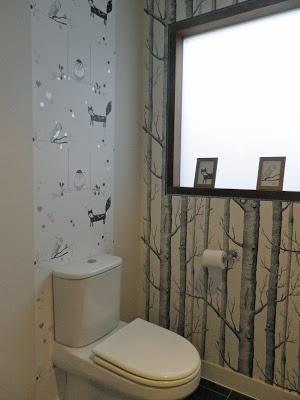 Just Kids Wallpaper Bathroom