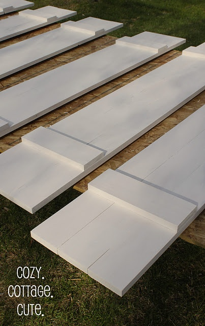 how to make board and batten shutters