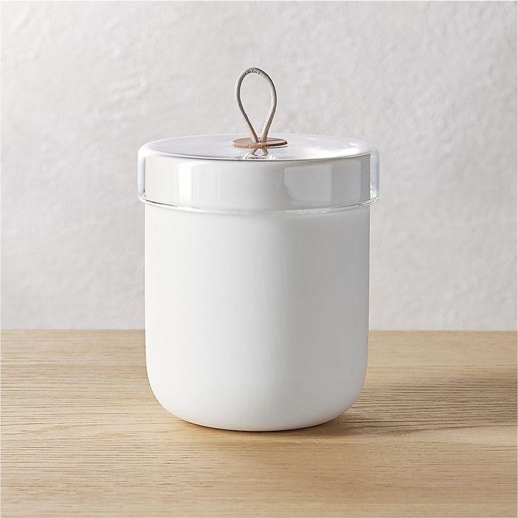 Modern Bathroom Accessories for Stylish Vanities | CB2 in ...