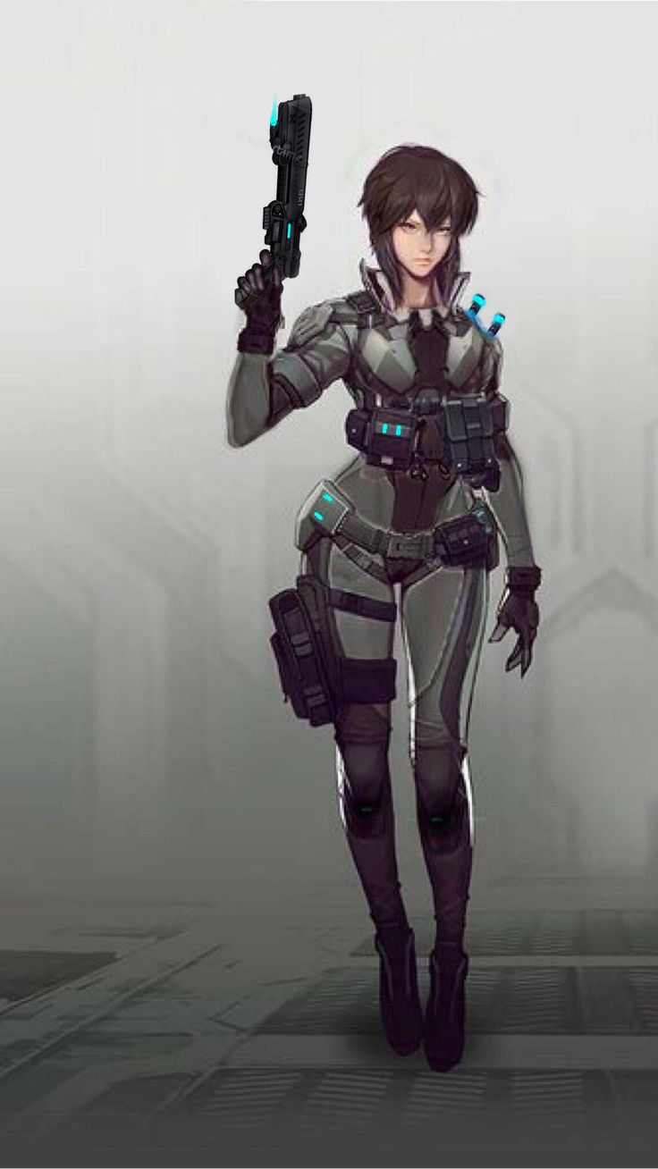 Character Design Major : Best anime gaming scifi images on pinterest