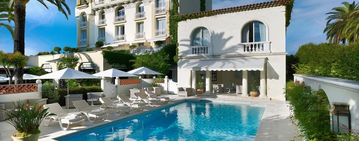 Hotel Juana: This Art Deco gem in Juan-les-Pins is five miles from Cannes and 16 from Nice.