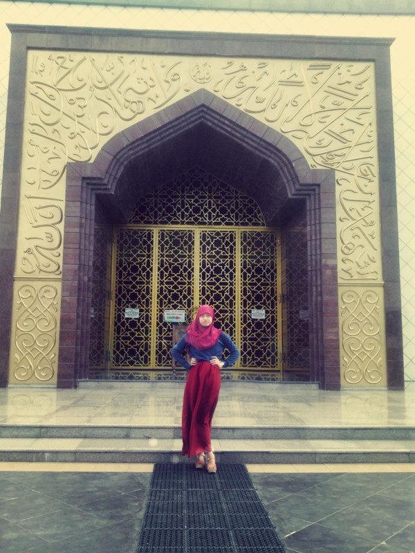 Lokasi: Masjid Raya at-taqwa kota cirebon