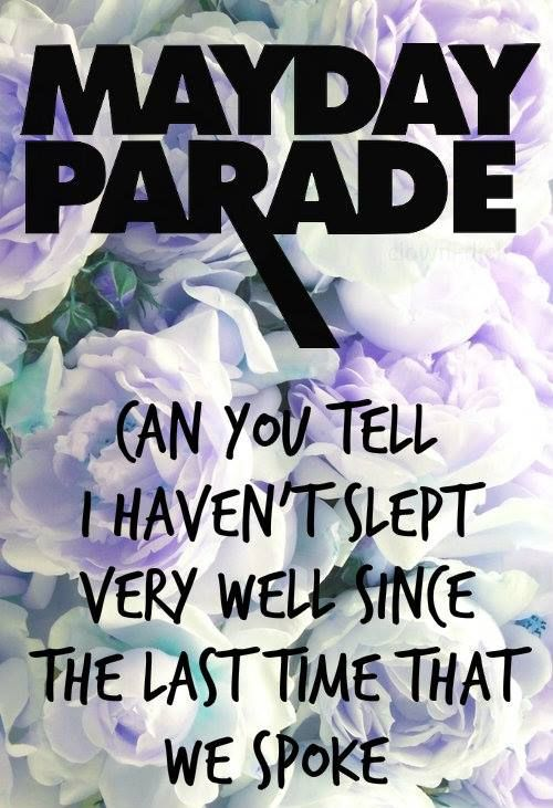Quotes Mayday Parade T...
