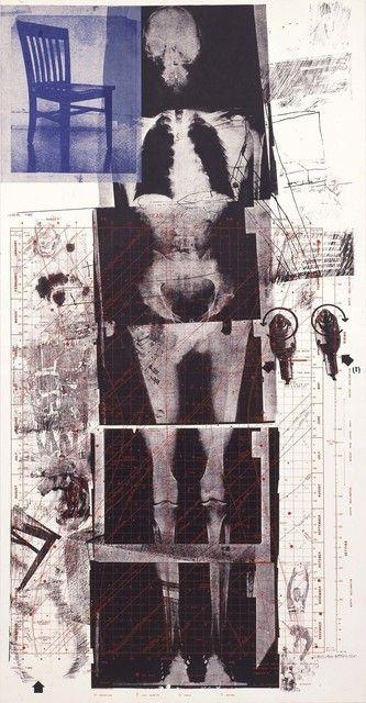 Robert Rauschenberg, Booster @artsy