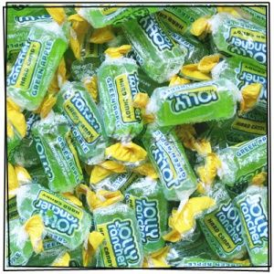 "Sweet and delicious ""Apple Jolly Ranchers - 2 Lbs"" from @TemptationCandy! Give in to Temptation!"