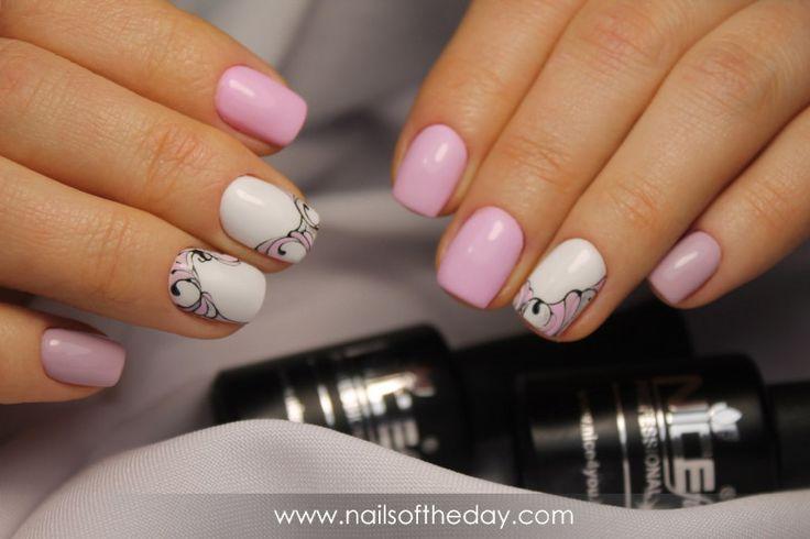 Manicure natural #24952