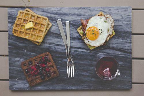 RF Friendly Waffles