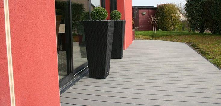 Les 25 meilleures id es de la cat gorie pose terrasse for Entretien jardin noumea