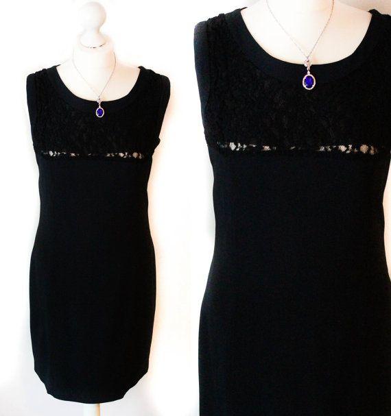 Vintage Mod Style Sleeveless Shift Dress by BelmondoVintage, €45.00