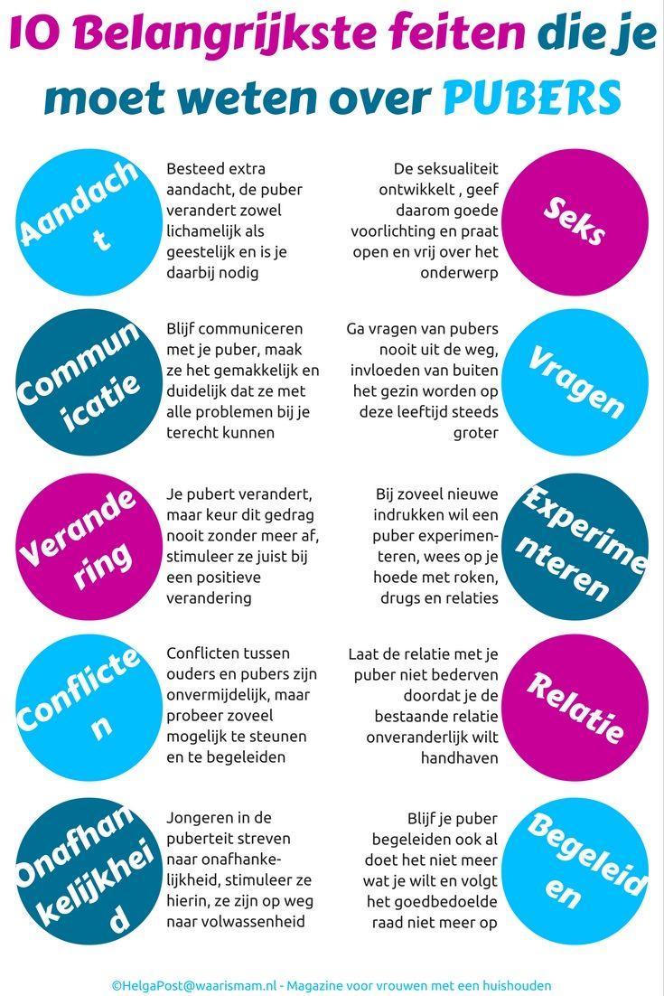 10 belangrijkste feiten die je moet weten over pubers http://www.waarismam.nl/gezin/kinderen/10-belangrijkste-feiten-pubers/?utm_campaign=coschedule&utm_source=pinterest&utm_medium=Waar%20is%20Mam%3F%20Huishouden%2C%20organiseren%20en%20pubers&utm_content=10%20belangrijkste%20feiten%20die%20je%20moet%20weten%20over%20pubers