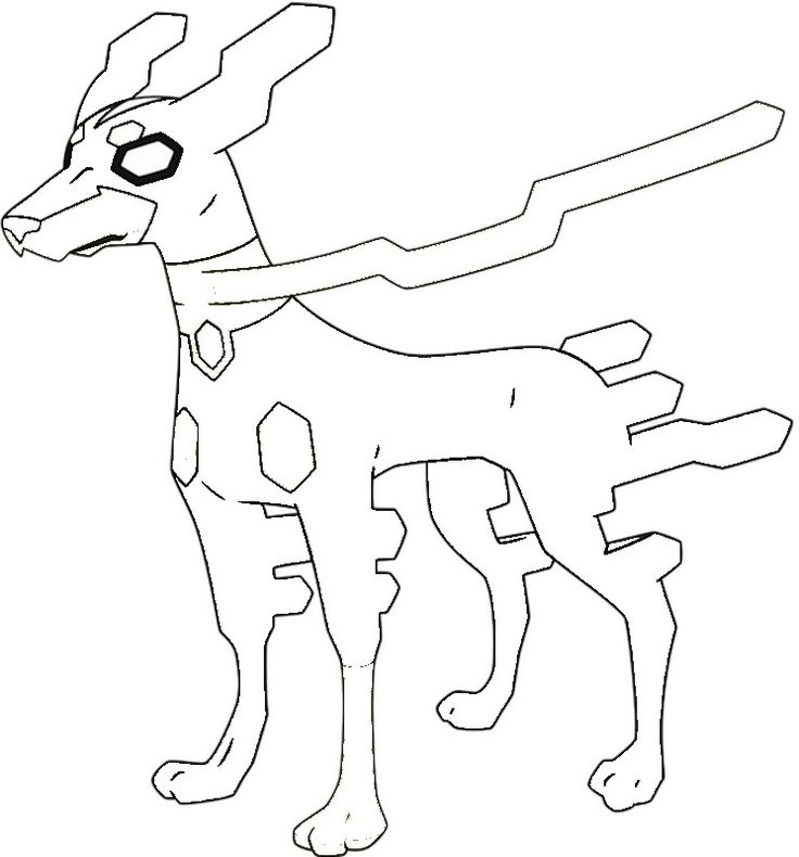 Image result for pokemon sun moon coloring pages | Moon ...