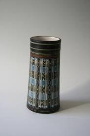 Vase Ambleside Pottery Sgraffito