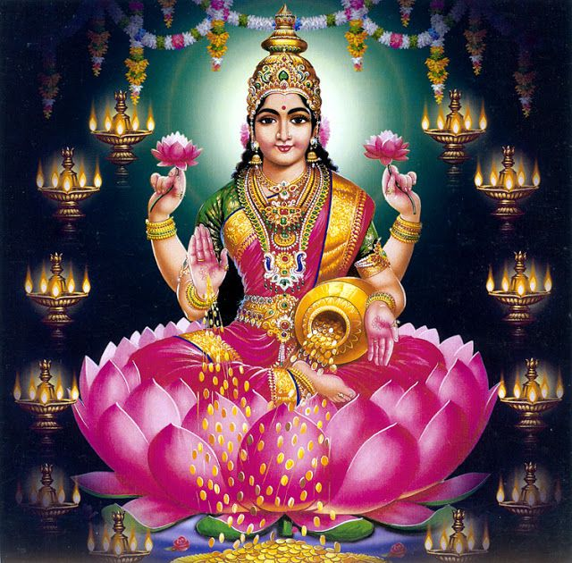 Bring wealth and prosperity by playing #LakshmiDevi songs in home. To play, click http://goo.gl/nCtj54