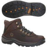 Timberland Women's White Ledge Waterproof Mid Hiking Boot - Brown 6 - Wide